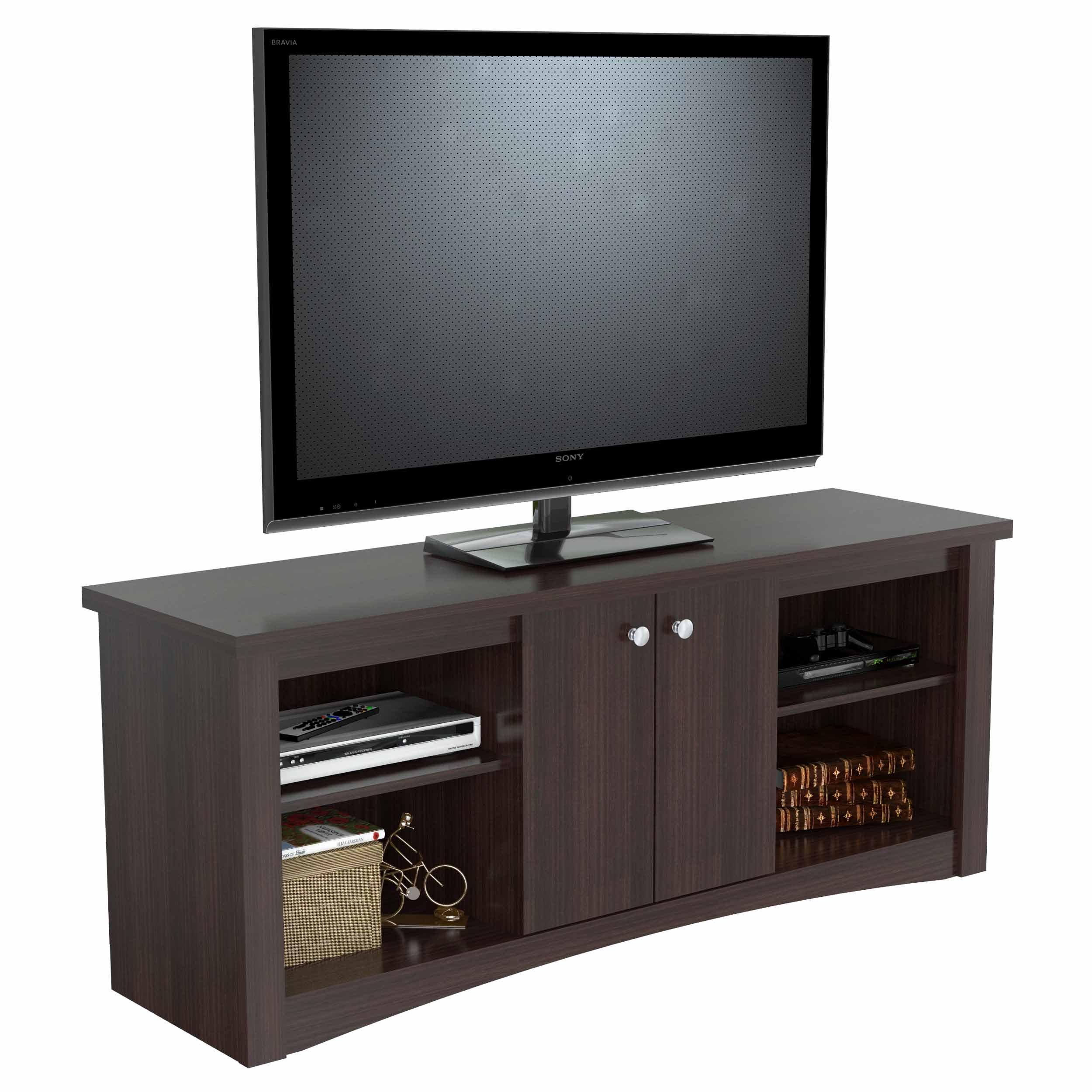 Inval America MTV-13819 Espresso TV Stand