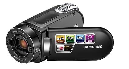 amazon com samsung smx f34 flash memory camcorder w 16gb memory rh amazon com Samsung SC DX103 XAA Manual Samsung Digital Camcorder Charger Walmart