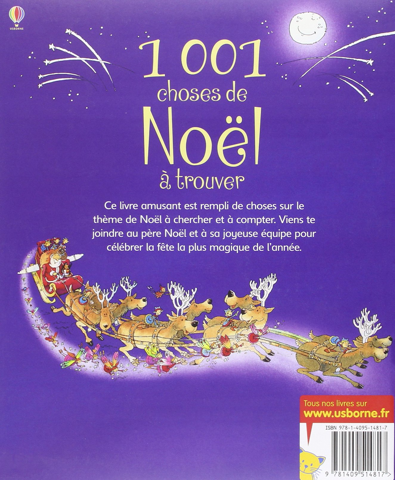 Amazon.fr - 1001 CHOSES DE NOEL A TROUVER - Alex Frith, Teri Gower,  Stephanie Serazin - Livres