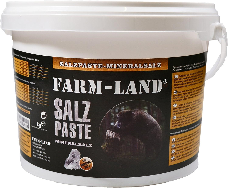 Farm de Pa/ís Sal Pasta 2,5/kg Sal lecke Lock Medio 6,36//€//kg