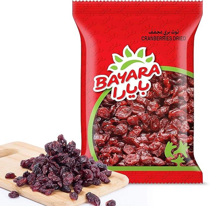 Bayara Cranberries Dried, 200 gm: Buy Online at Best Price in UAE - Amazon.ae