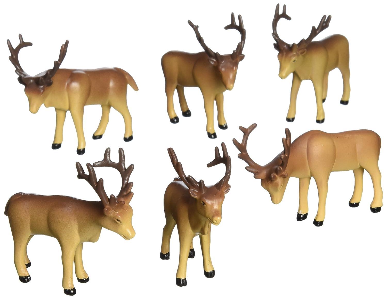Lionel Polar Express Caribou Animal Pack 6-24251