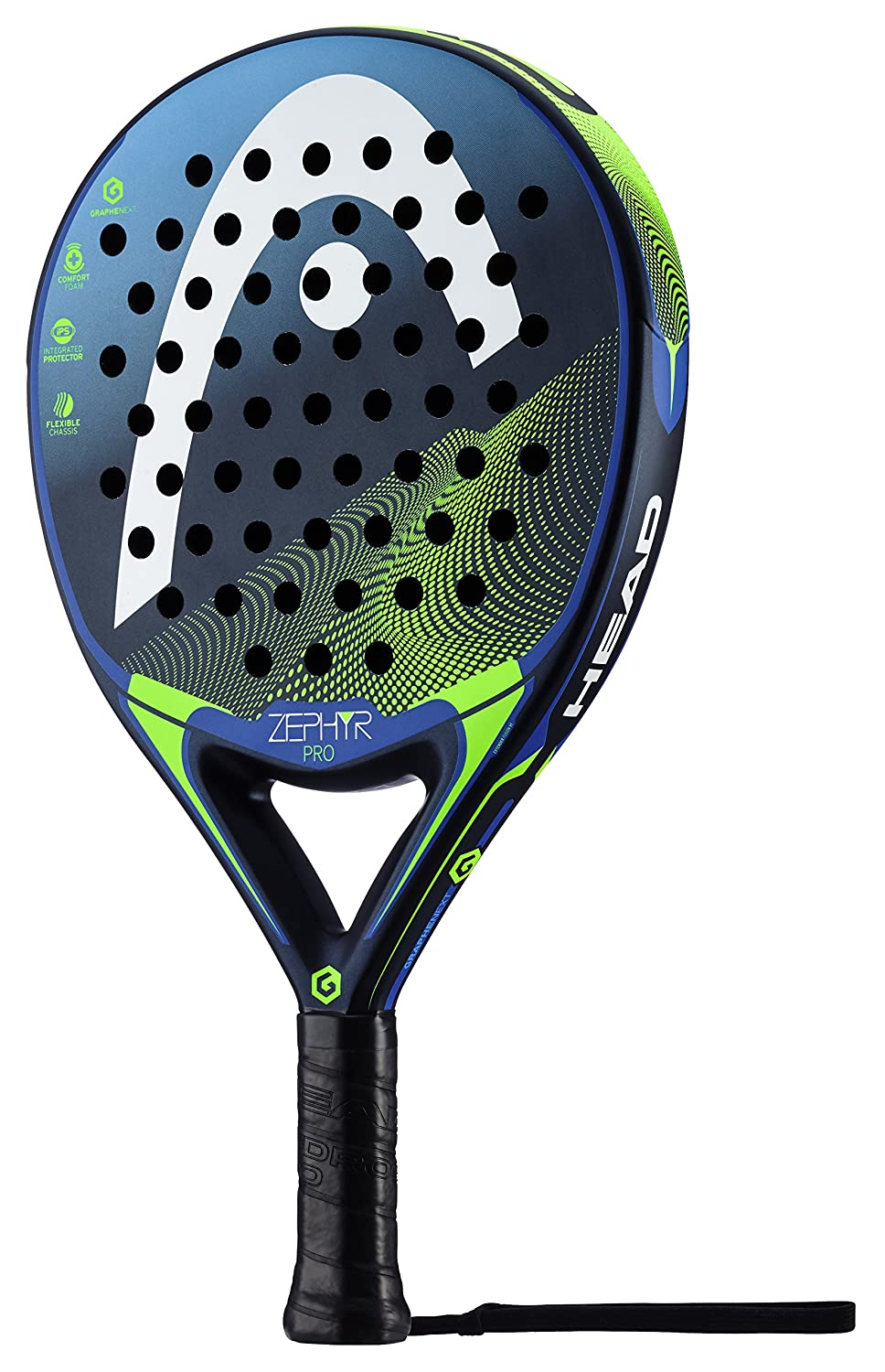 Head Graphene Touch Zephyr Pro Tenis, Unisex Adulto, Multicolor, One Size