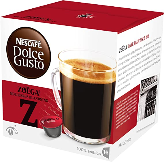 dolce gusto zoegas