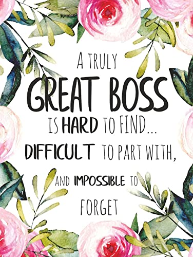 f3e8d1398e4 Amazon.com: A truly great boss is hard to find POSTER A3 Amazing ...