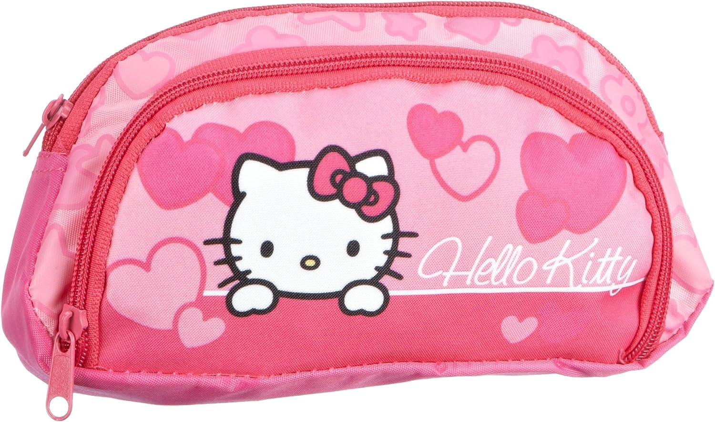 Undercover HK11069 Hello Kitty - Estuche Escolar: Amazon.es: Juguetes y juegos