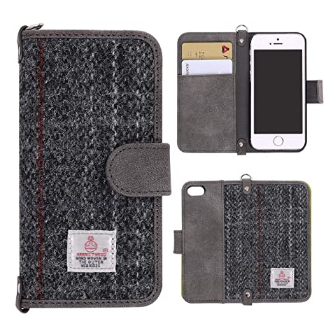 Funda iPhone 8 Plus, Funda iPhone 7 Plus, MONOJOY Funda Cuero Resistente, [