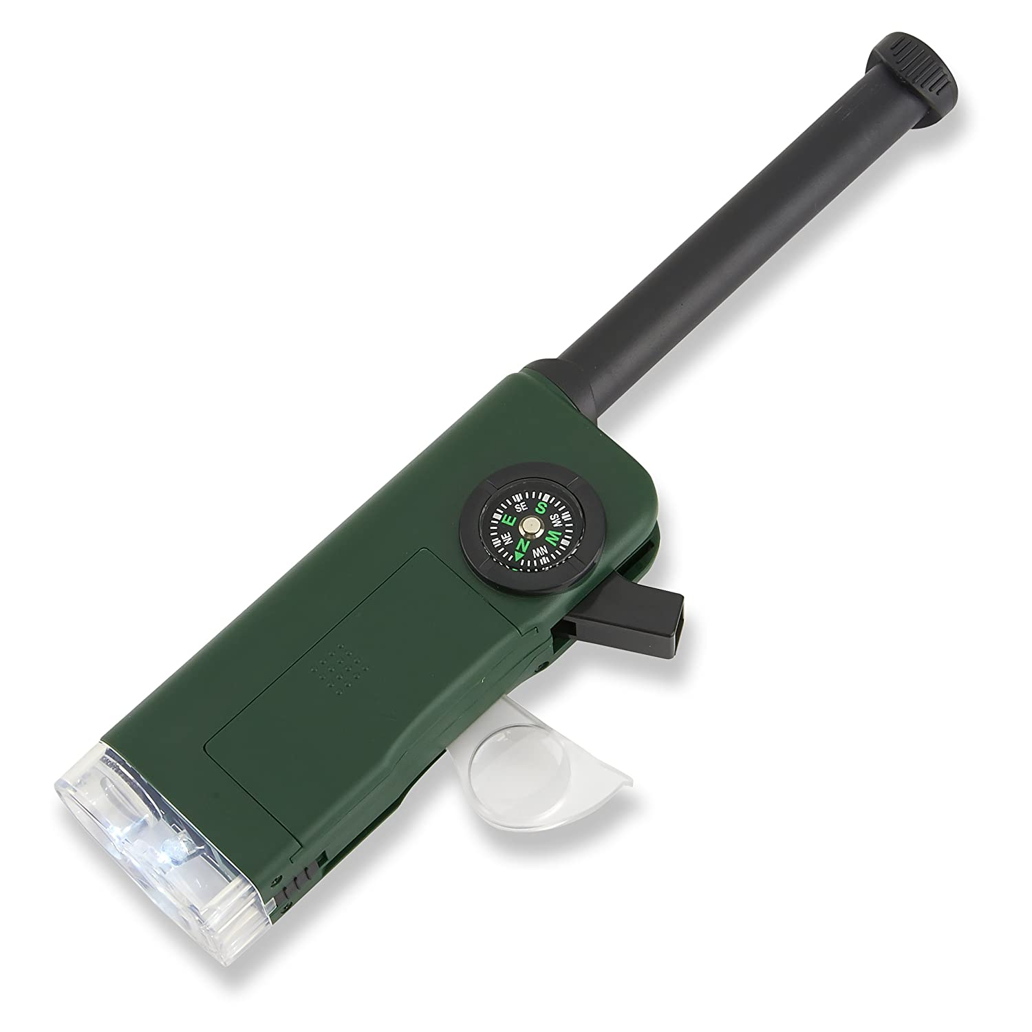 Compass, Flashlight, Digital Clock made our CampingForFoodies hand-selected list of 100+ Camping Stocking Stuffers For RV And Tent Campers!
