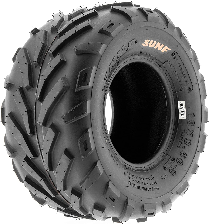 6-PR SunF A016 18x9.5-8 ATV//UTV Off-Road Utility Tire