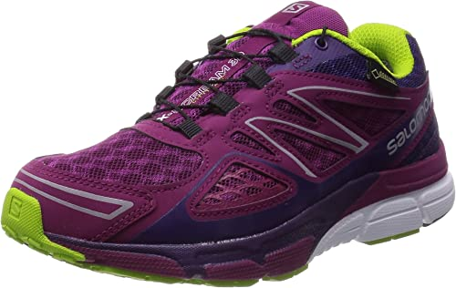 Scream Trail 3d GtxChaussures Violet De X Salomon Femmes w08vNnmO