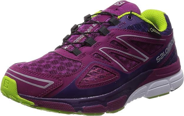 Salomon X-Scream 3D GTX, Zapatillas de Trail Running para Mujer ...