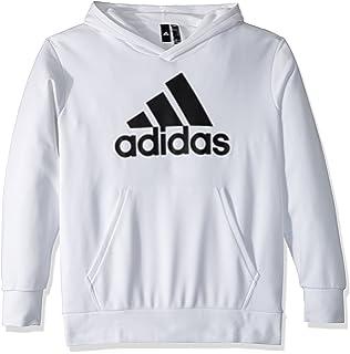 e9ff8ecf93d5 Adidas Men s Essentials Linear Pullover Hoodie