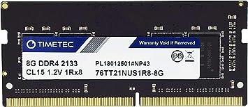 DDR4 2133MHz PC4-17000 1.2V SODIMM Memory Upgrade Module A-Tech 16GB RAM for Intel NUC7i3BNH NUC Kit