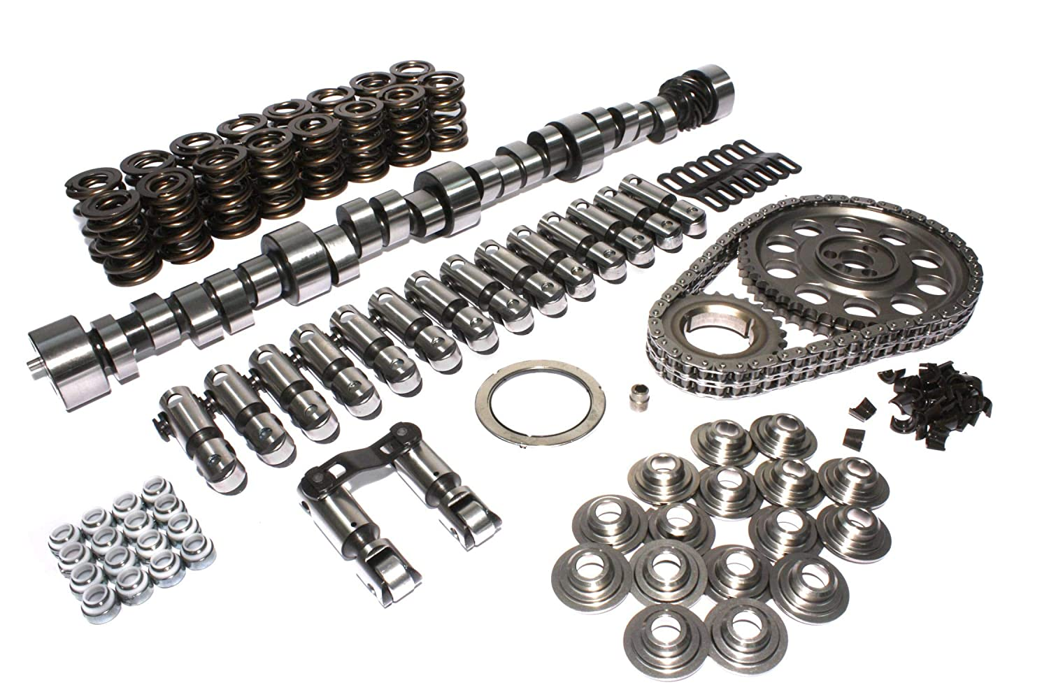 COMP Cams K34-773-9 Xtreme Energy 254//260 Solid Roller Cam K-Kit for Ford 429,460