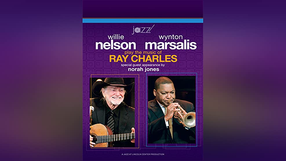 Willie Nelson - Willie Nelson with Wynton Marsalis Playing The Blues