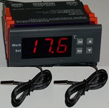 Fahrenheit Heater Control Wiring Diagram on