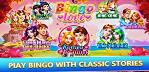 Bingo:Love Free Bingo Games For Kindle Fire,Play Offline Or Online Casino Bingo Games With Your Best Friends! by The SagaFun Team