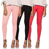Longies Women's Leggings (Pack of 3)