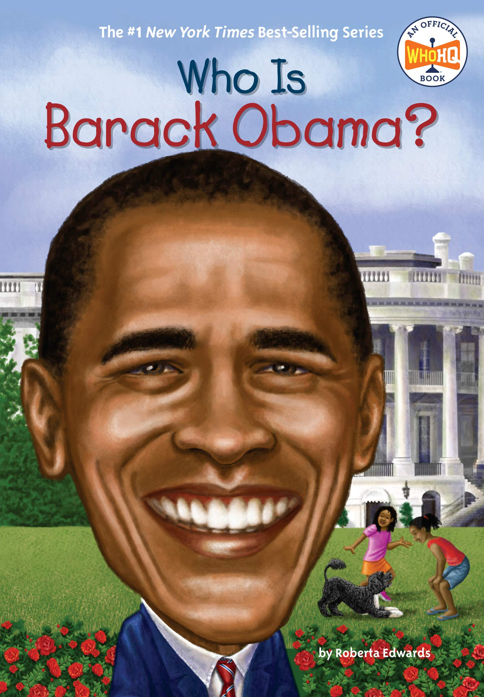 Read Online Who Is Barack Obama? (Who Was?) pdf