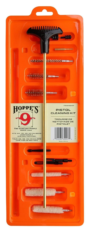 Hoppe's No. 9 Dry Cleaning Kit, Universal Pistol Hoppe' s DKPI