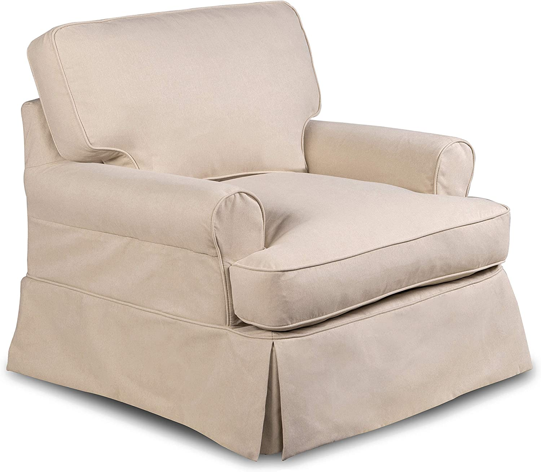 Sunset Trading Horizon furniture-slipcover, Configurable, Tan