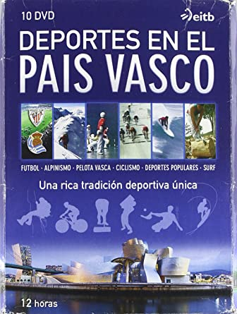 Deportes en el Pais Vasco [DVD]: Amazon.es: Varios: Cine y Series TV