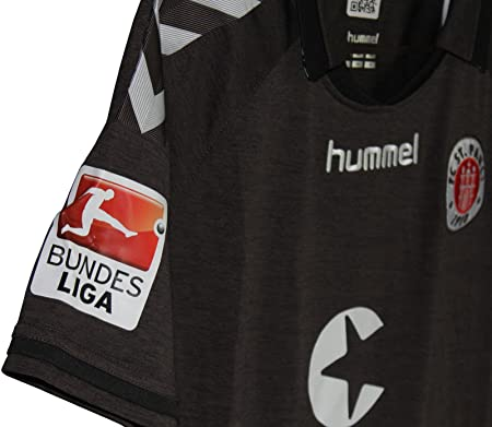 935b98f6904 Amazon.com : FC St Pauli Hamburg 2014-15 Hummel Home Jersey Brown (Medium  (US)) : Sports & Outdoors