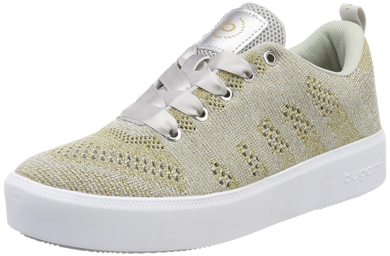 Bugatti Damen 421407046969 Sneaker, Gold Silver) (Gold/ Silver) Gold 78f842