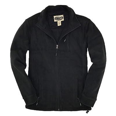 .com : Backpacker Men's Polar Fleece Jacket : Clothing