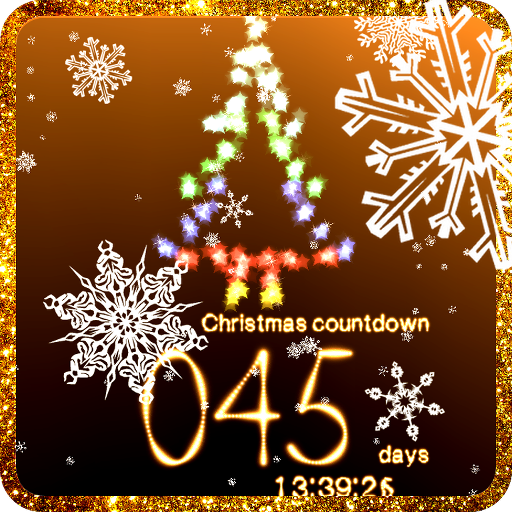 christmas countdown live wallpaper appstore