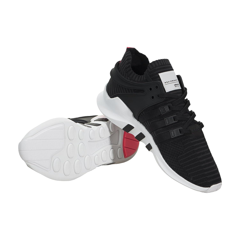 the best attitude 9acb9 24587 Amazon.com  adidas Mens EQT Support ADV Black Sneaker  Fashion Sneakers