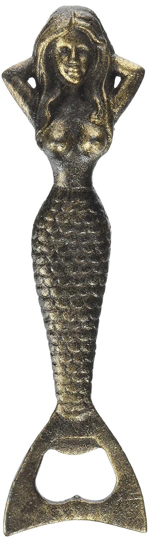 Design Toscano By The Sea Mermaid Bottle Opener SP6376