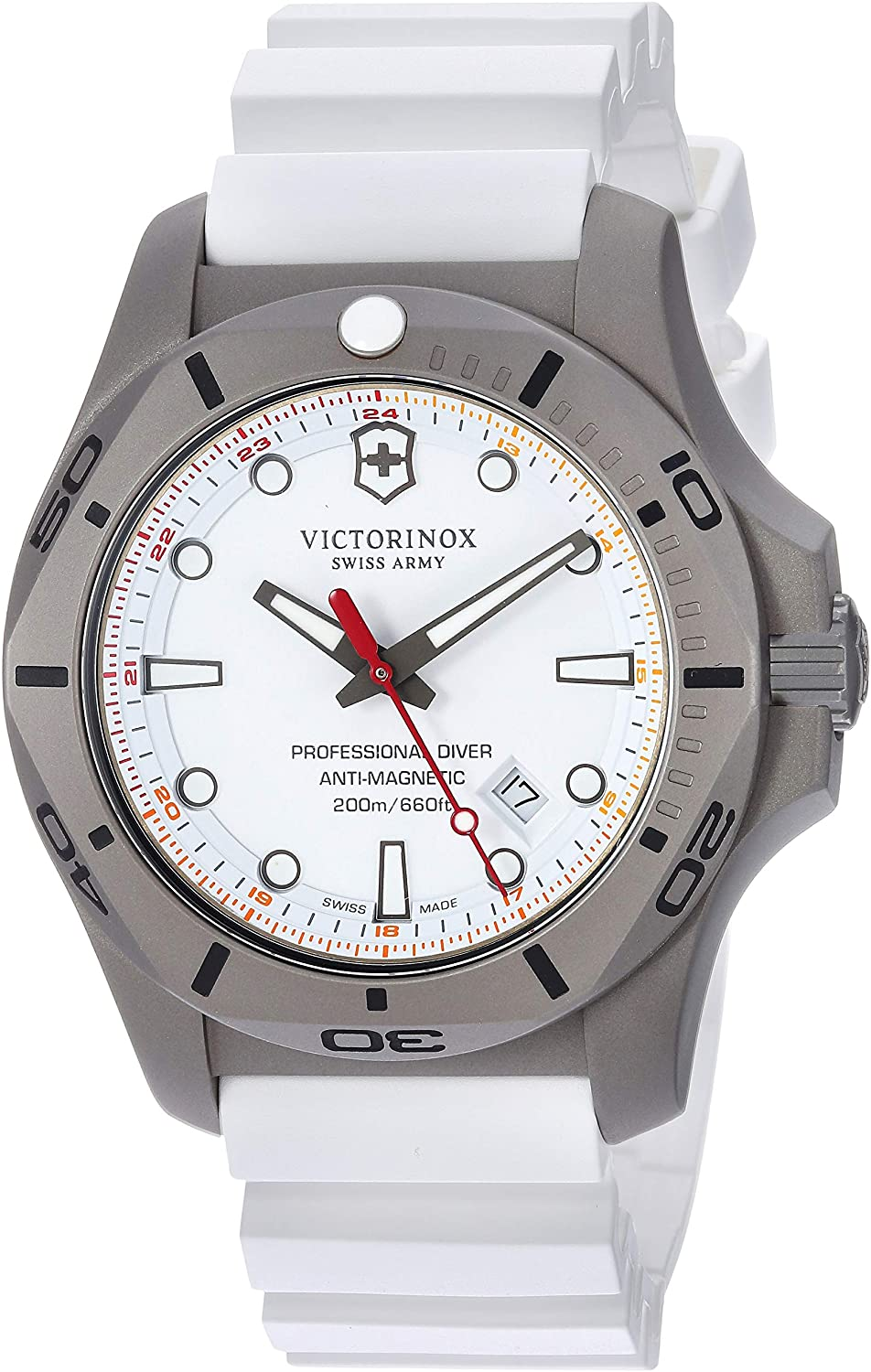 Victorinox Swiss Army Men s I.N.O.X. Pro Diver Watch