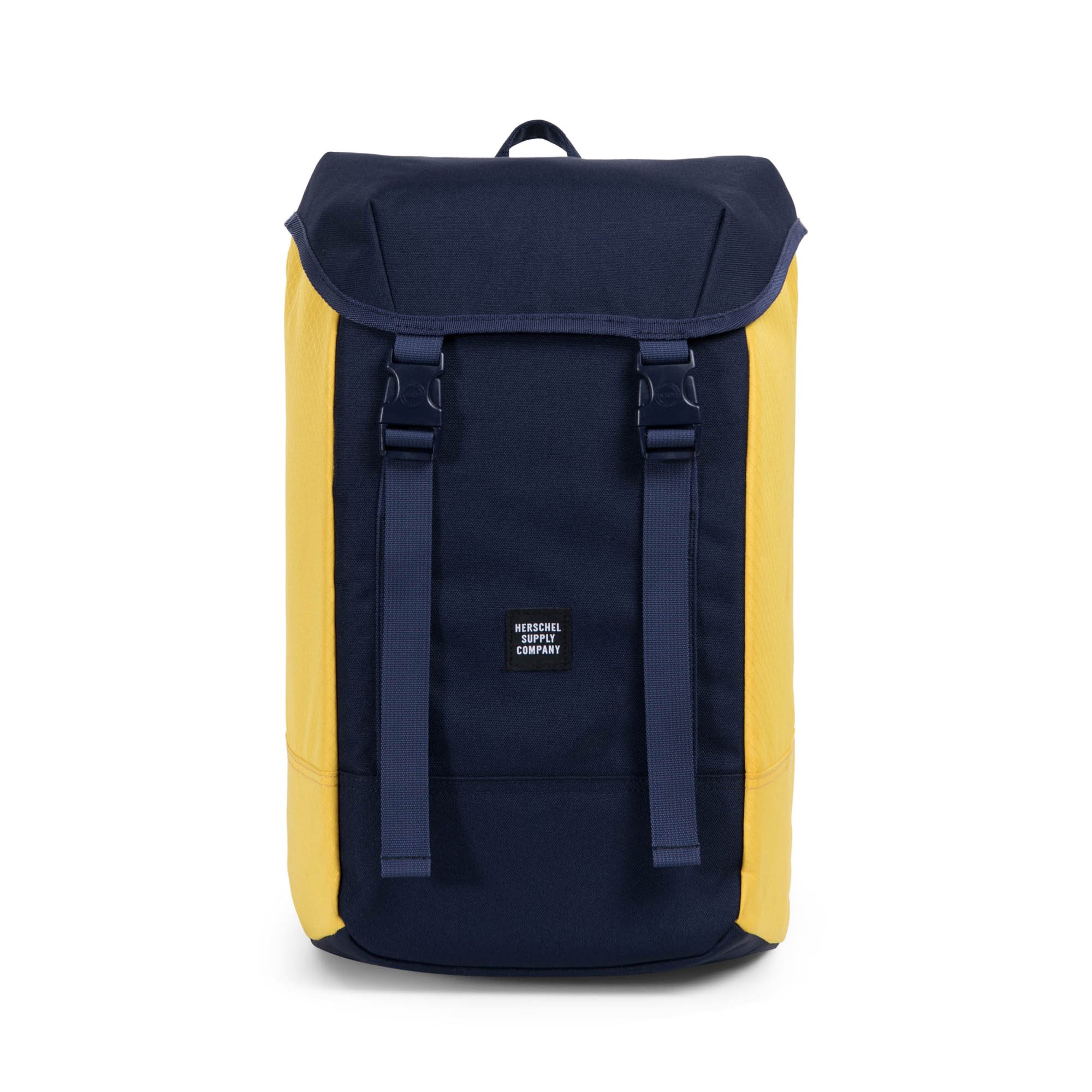 Herschel Supply Co. Iona Backpack, Peacoat/Cyber Yellow