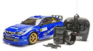 Subaru Impreza WRC 2008 (Drift Custom) (RC Model) 1/16 ...