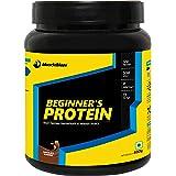 MuscleBlaze Beginner's Whey Protein Supplement- Chocolate Flavour (400 gram)