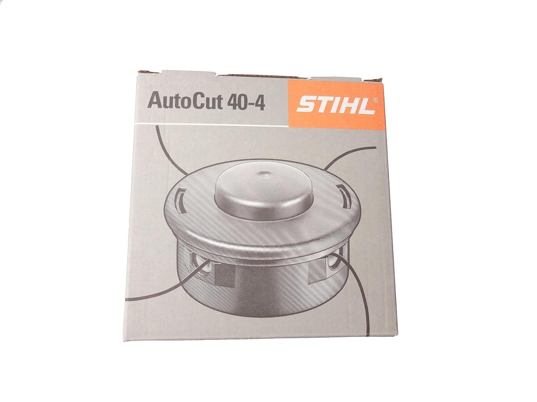 Stihl Autocut 40 - 4 para desbrozadora (4005 710 2100: Amazon.es ...