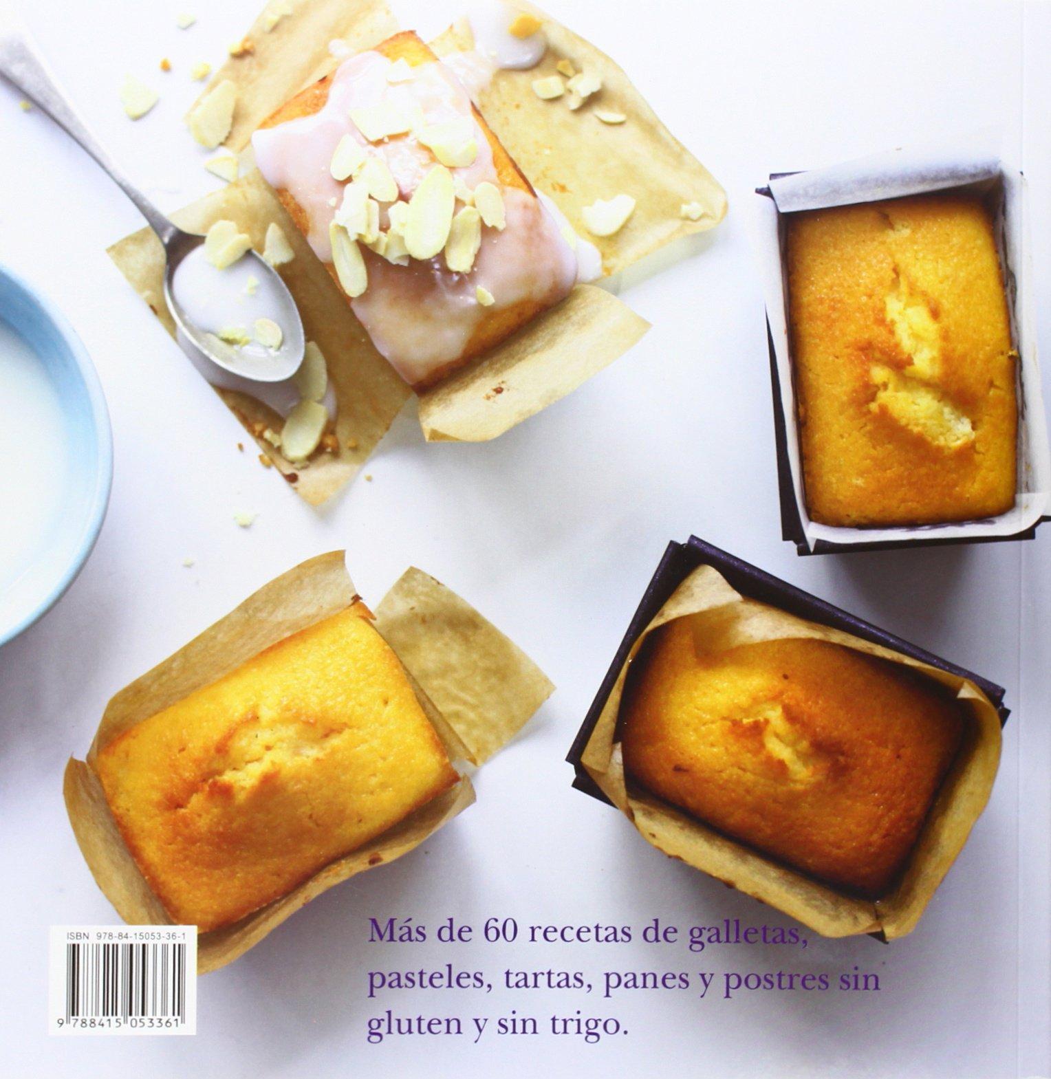 Pastelería Sin Gluten. Delicias Horneadas Para Intolerantes ...