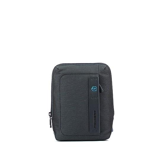 9e6127706cfc8 Borsello organizzato con tasca iPad® P16  Amazon.it  Scarpe e borse