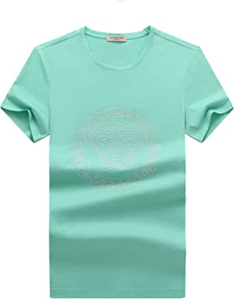 LANMERTREE Women Graphic T-Shirt Bring On The Sunshine Letters Short Sleeve Casual Tee Tops