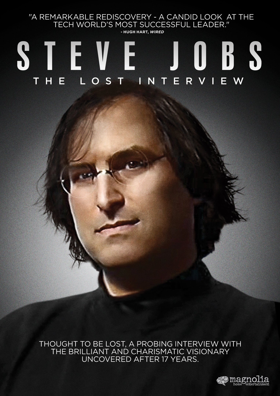 DVD : Steve Jobs: The Lost Interview (AC-3, Widescreen)