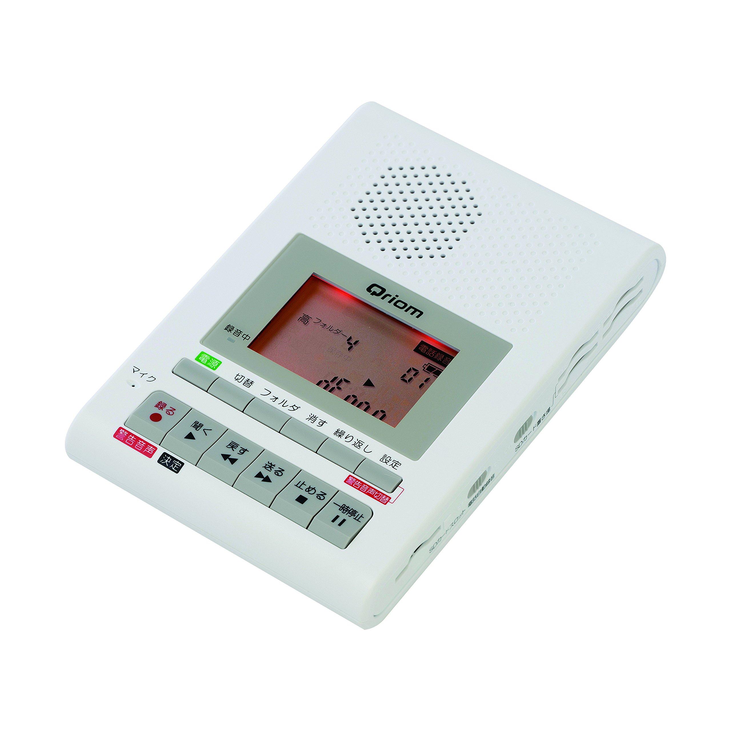 電話通話録音機(固定電話用) YVR-DR1