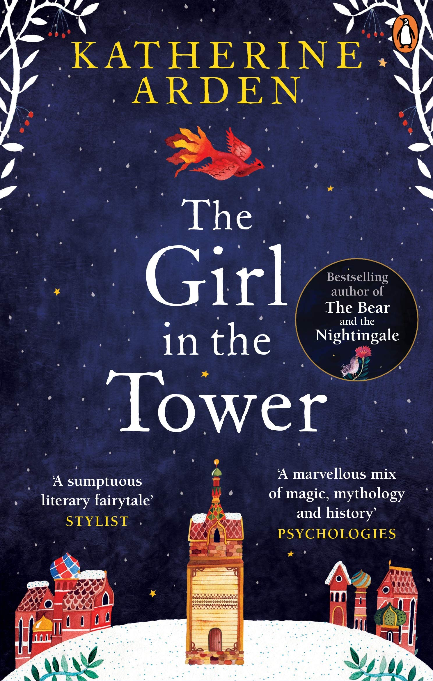 The Girl In The Tower   Winternight Trilogy