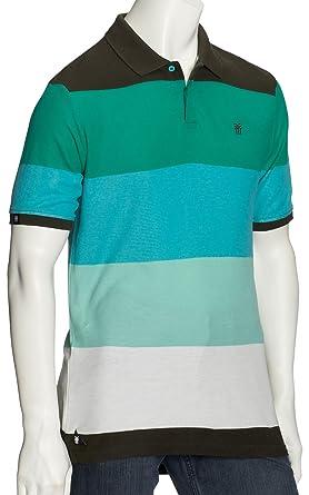 Fenchurch Hombre Cheshire Stripe Polo, Primavera/Verano, Hombre ...