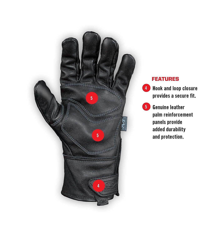 MFG-05-012 MFG-05-012;tig gloves;tig welding gloves;welding gloves;leather gloves;work gloves;leather work gloves;mig welding;mig welding gloves XX-Large, Black Mechanix Wear Fabricator Work Gloves