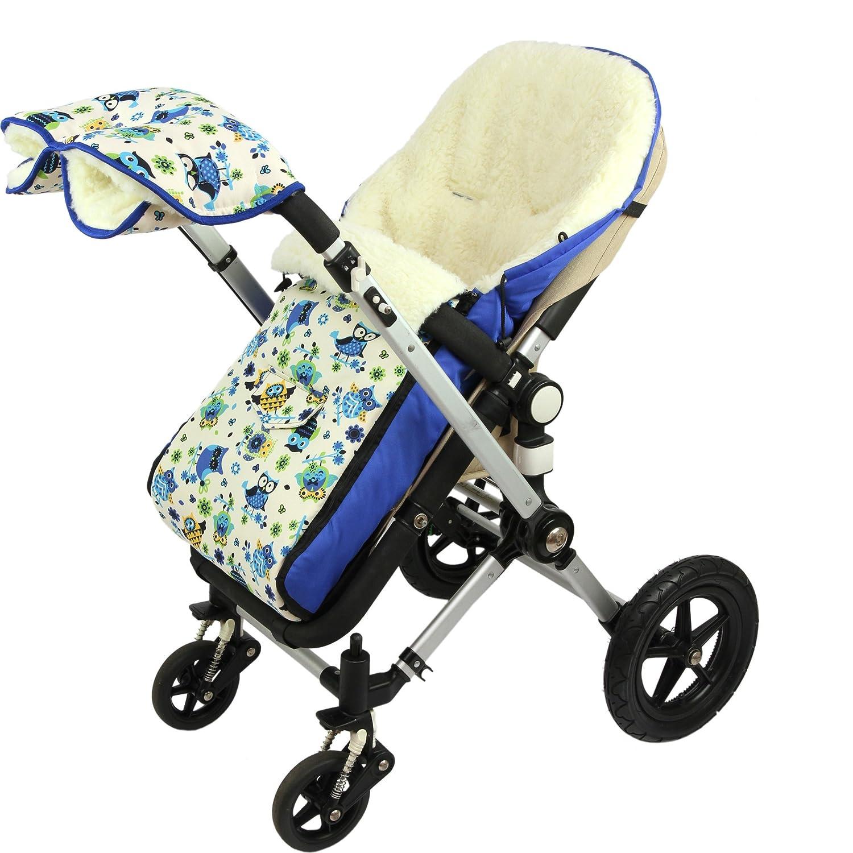 Baby Travel – Saco universal & – Calientamanos Set Fit Bugaboo ...