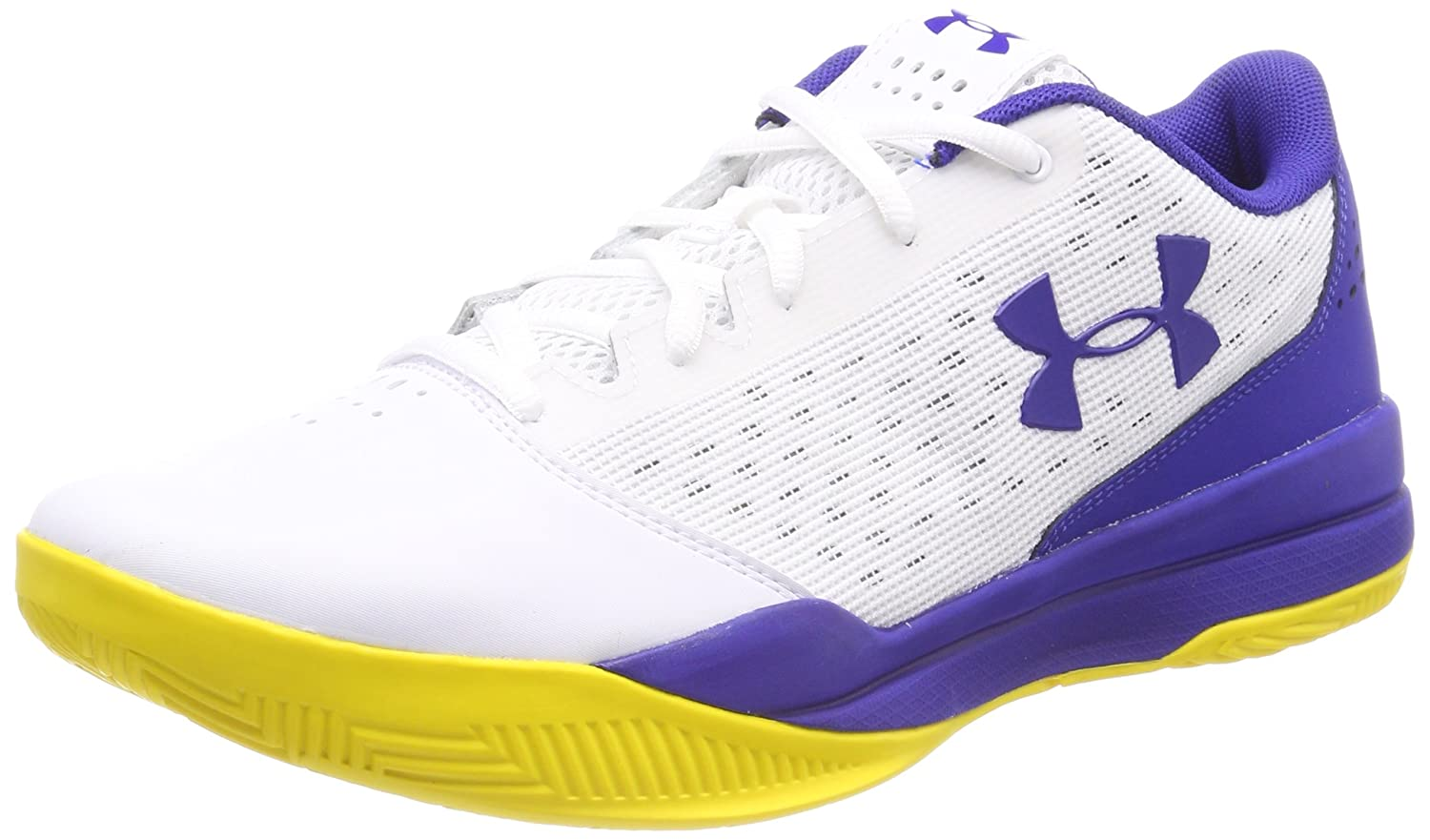 Under Armour Jet Jet Armour Low 3020254-002, Baskets Homme 40.5 EU|Blanc (White) 61581e