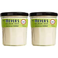 Deals on 2CT Mrs. Meyers Clean Day Scented Soy Aromatherapy Candle 7.2oz