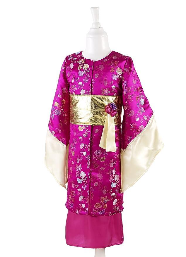 Souza for Kids 267 - Disfraz de japonesa para niña (4 años) (talla ...