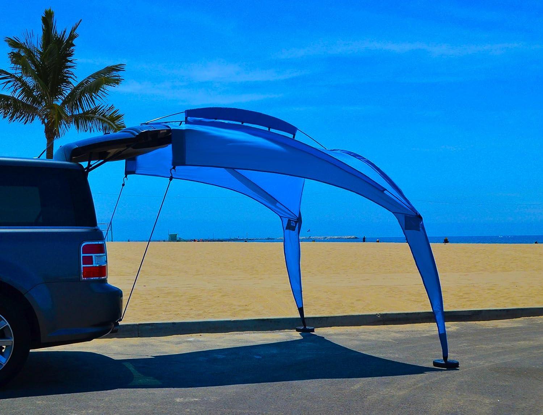 Amazon.com: Tail Gator Sunshade Portable Shade   Blue: Sports U0026 Outdoors